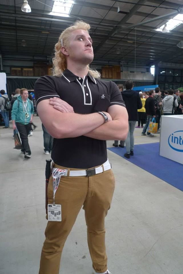 Brock Samson - Cosplay.com