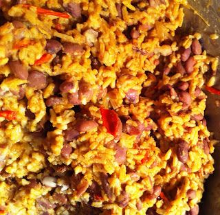Cuban Red Beans and Rice Living with Food Allergies & Restrictions ...