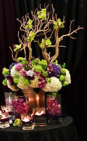 Oriental Flower Style