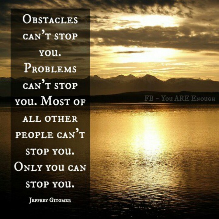 Nothing Can Stop You Quotes. QuotesGram
