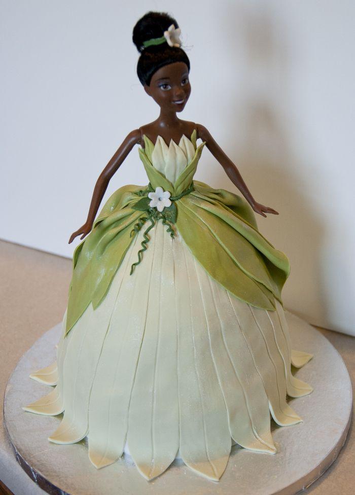 Princess Tiana Cake Images : Princess Tiana Cake Carlie Pinterest