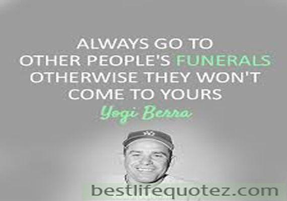 Yogi berra quotes quotesgram