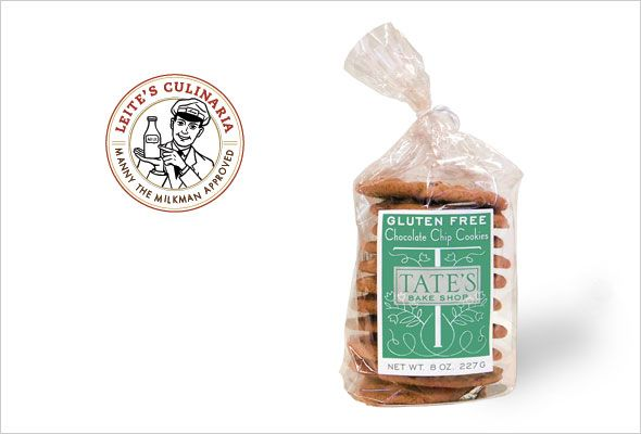 Leite's Loves…Tate's Gluten-Free Chocolate Chip Cookies from