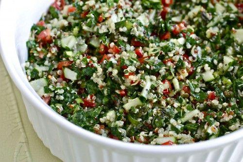 quinoa tabbouleh | food | Pinterest