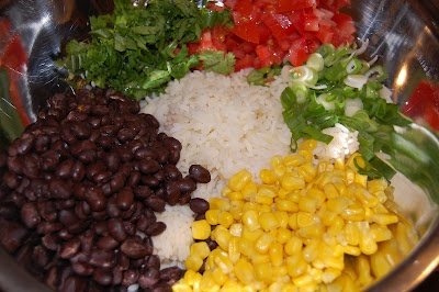 Fiesta Lime Rice with Chicken | Food | Pinterest