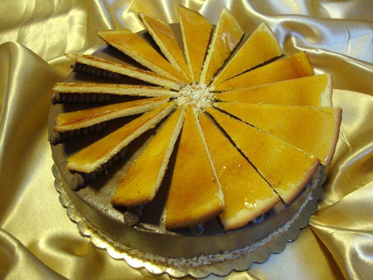 Dobos Torte | So sweet | Pinterest
