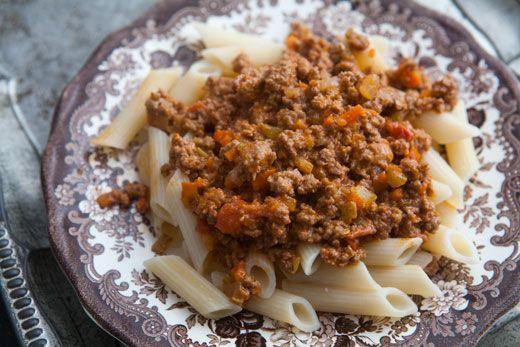 Quick Bolognese Sauce | Recipe