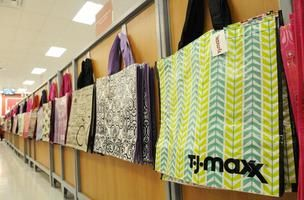 Use TJ Maxx reusable shopping bags to bring your children's school ...