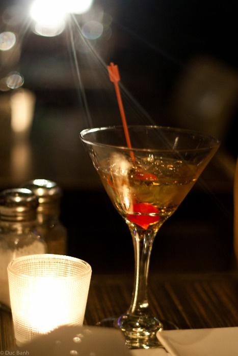 Manhattan cocktail. | Drinks | Pinterest