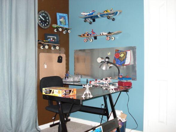 Tween Skateboard Room Boys 39 Room Designs Decorating Ideas HGTV