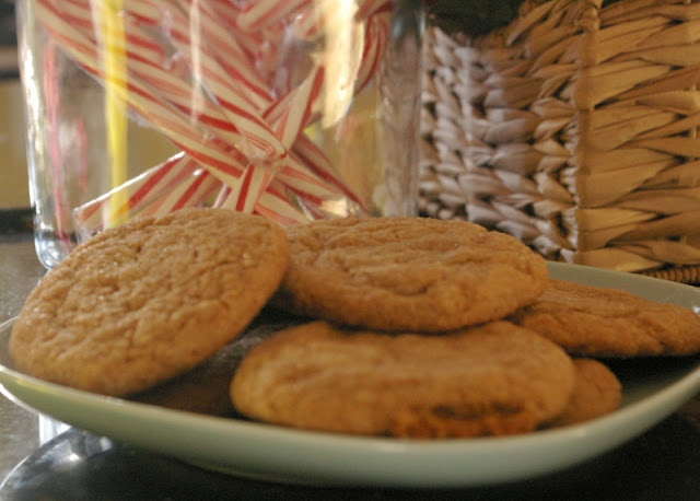 ... : My Favorite Classic Christmas Cookies - Spicy Molasses Cookies