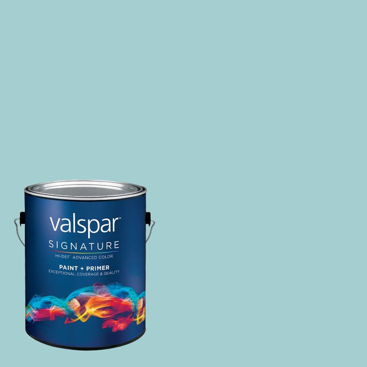 valspar gallon interior semi gloss sea spray paint and primer in one. Black Bedroom Furniture Sets. Home Design Ideas