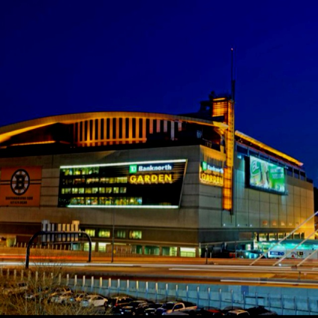 Td Garden Boston Celtics Home Game Places To Go And