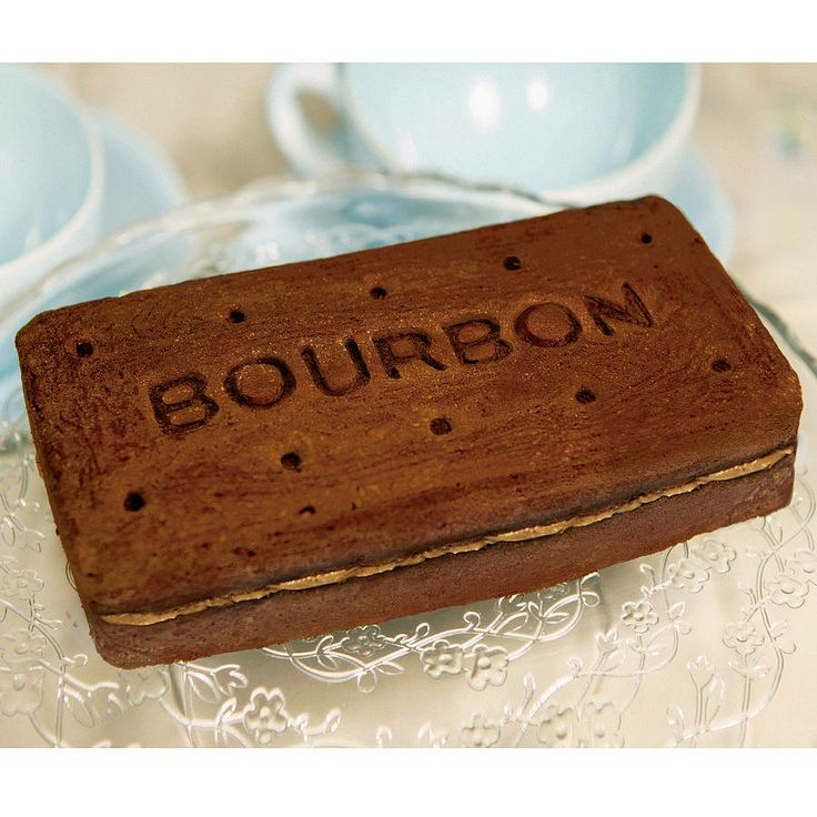 Giant Bourbon Cream Silicone Cake Mould by The Iconic Cake Company