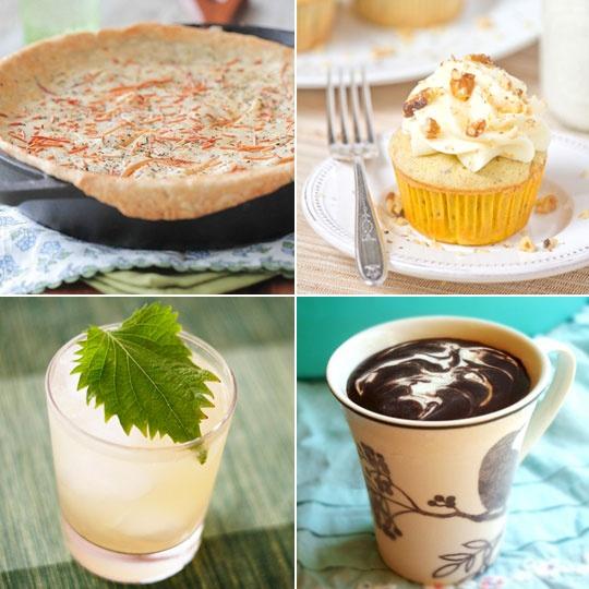 Frozen Latte Cake & Chicken Parmesan Skillet Pot Pie — Delicious ...