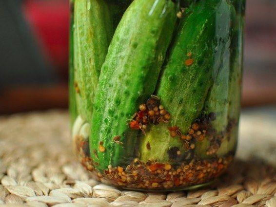 Three Secrets To Crispy Pickles, And A 'Lost Recipe' Found