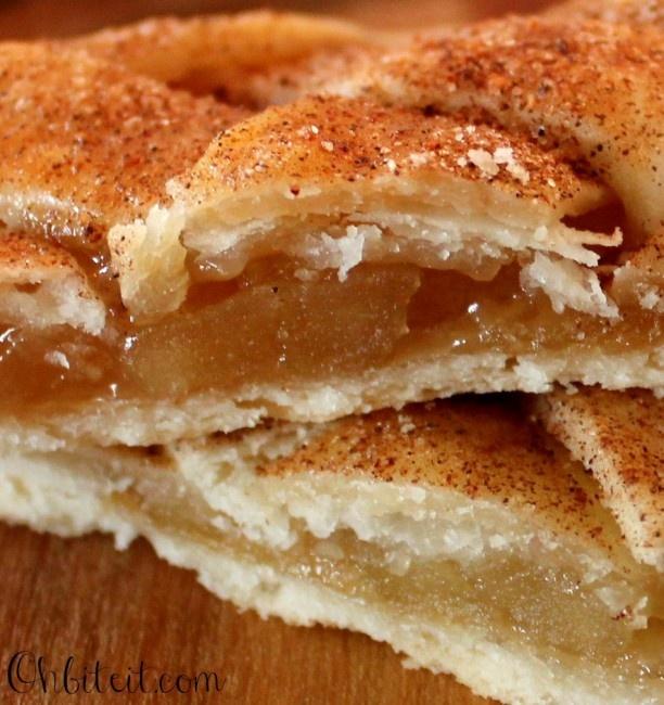 Apple Pie Cookies! | Favorite Recipes | Pinterest