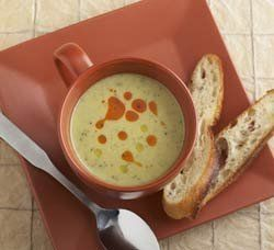 Recipe: Curried Zucchini Soup Don't use the roux and find a good sub ...