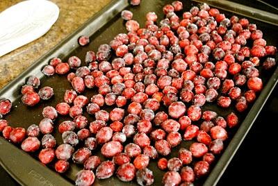 Sparkling cranberries! | Valentine's Day Wishlist | Pinterest