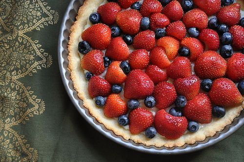 pops strawberry and ricotta tart strawberry campari tart strawberry ...