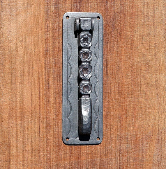 Wrought Iron Door Knocker Front Doors Pinterest
