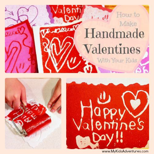 valentine card print your own