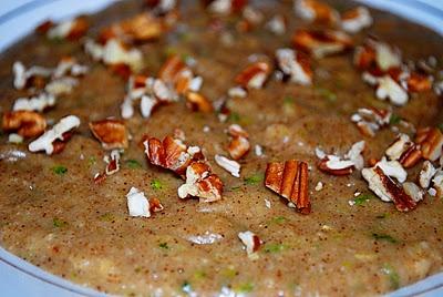 Zucchini Bread Oatmeal | breakfast | Pinterest