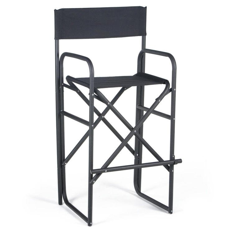 Black frame director chair tall directors chairs at directors chairs