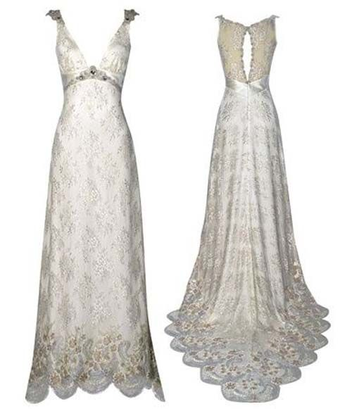 Watch more like Vintage Hollywood Dresses