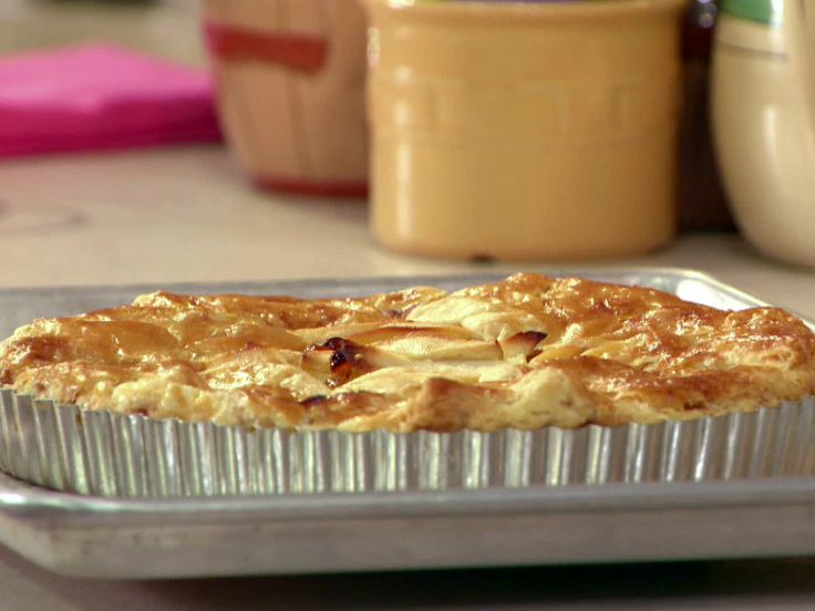 ... try it! Apple Brown Butter Tart by Anne Burrell from FoodNetwork.com