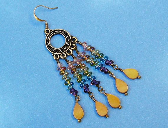 Eight Best Images About Earrings By Ao On Pinterest
