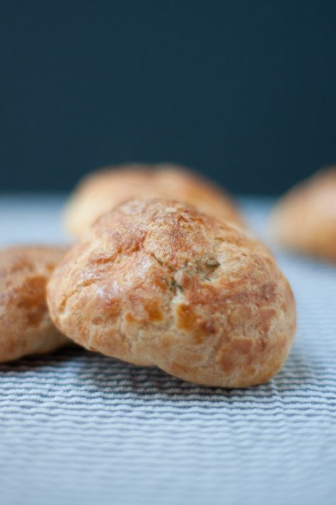 Tartine's Gougeres Choux Au Fromage – French Style Cheese Puffs