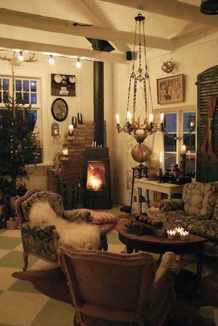 Pin by nila bartley on for the home pinterest for Cozy living room furniture ideas