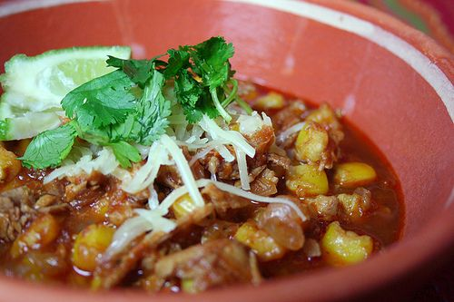 Posole | Soups and Stews | Pinterest