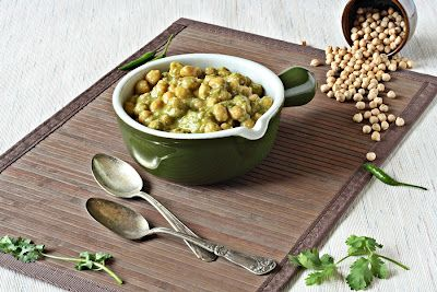 chick pea curry. | Indian/Curry | Pinterest