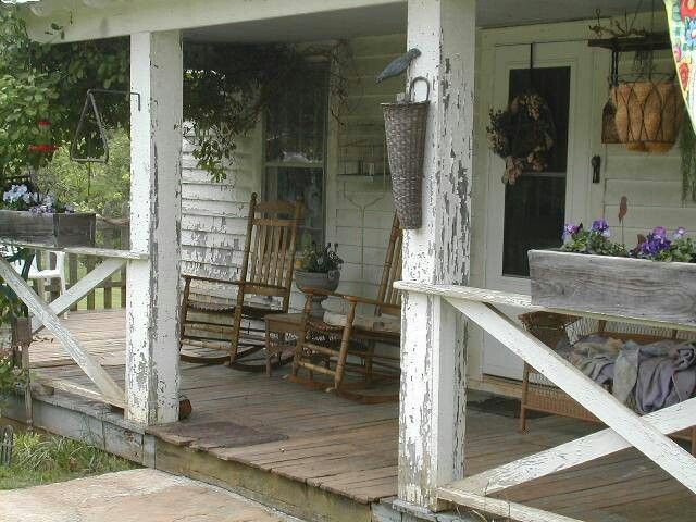 Old Country Front Porch Porch Patio 39 S And Deck 39 S Pinterest