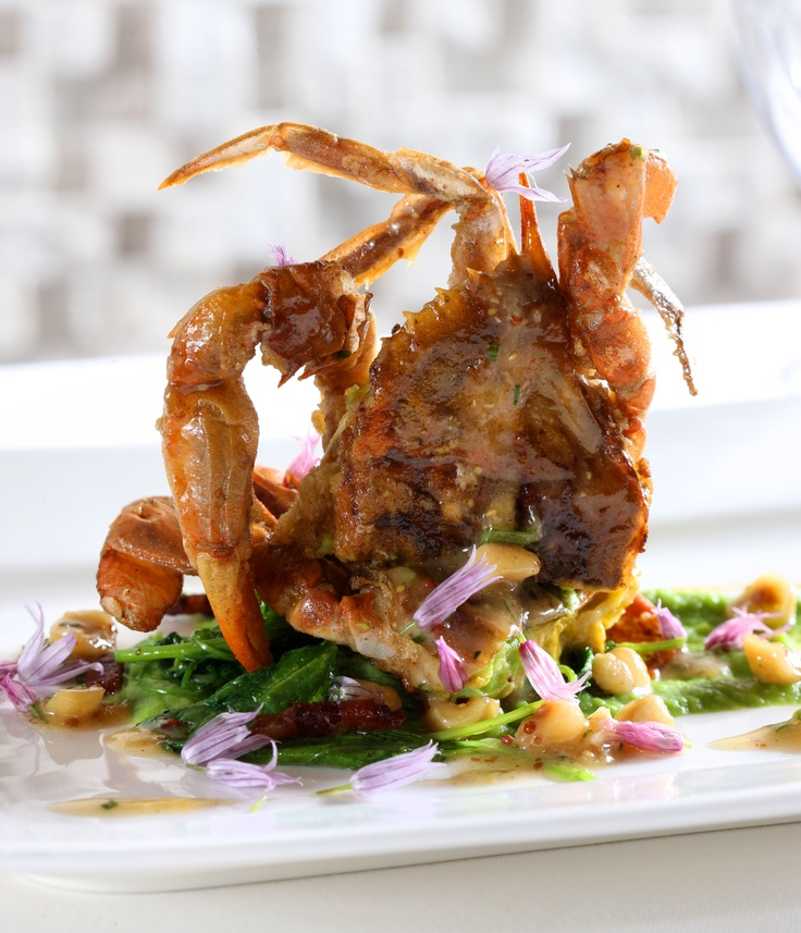 soft shell crab meunière recept yummly soft shell crab belle meuniere ...