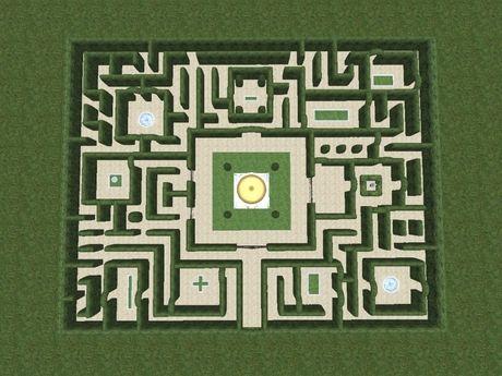 Arch Interesting Mazes Design Path Images Pinterest Labyrinths Maze Spirals