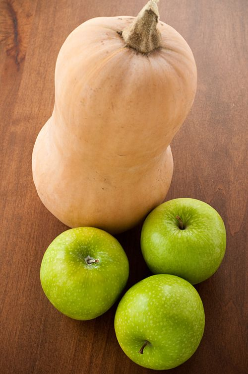 butternut squash apple soup | Eat like a caveman! | Pinterest