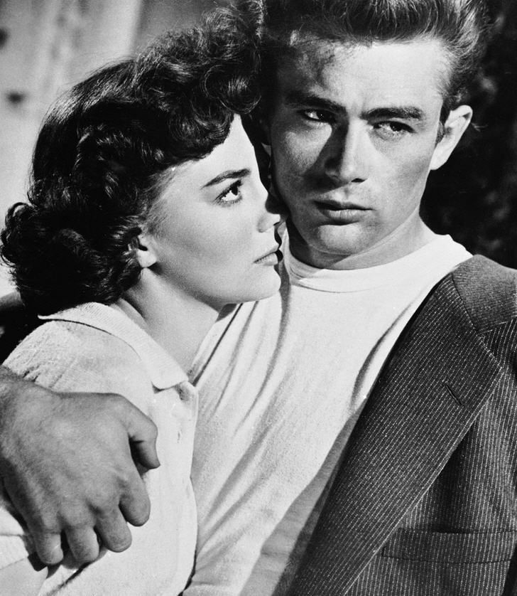 James Dean, Natalie Wood - Rebel Without a Cause (Nicholas Ray, 1955)