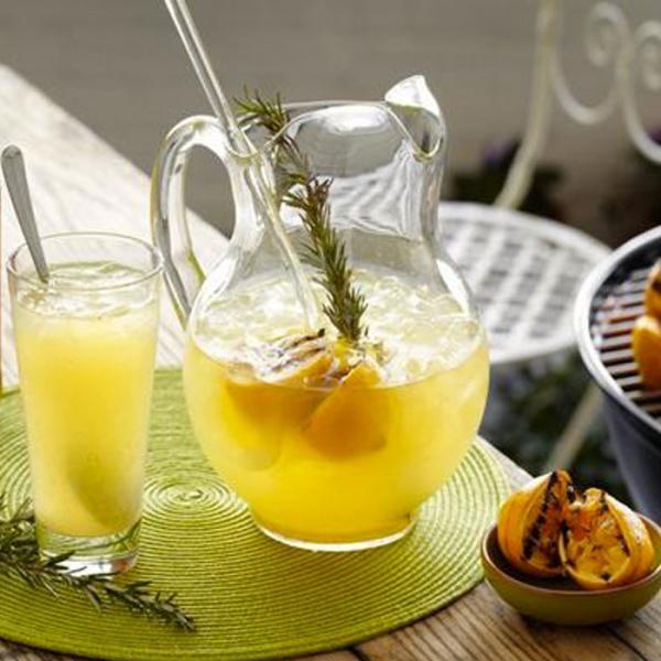 Grilled Lemonade - Best Low-Calorie Cocktails for Summer - Shape ...
