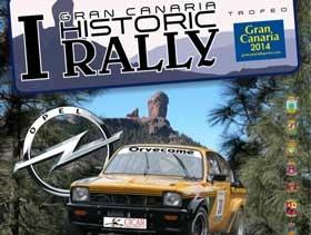 """I Gran Canaria Historic Rally """"Trofeo Gran Canaria 2014"""" en Teror - http://canariasday.es/?p=51285"""