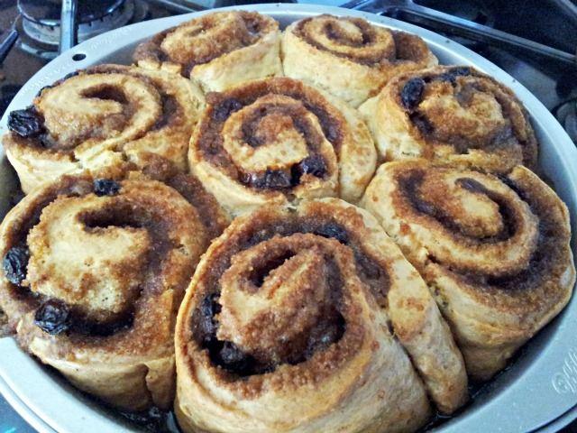 No Yeast Cinnamon Rolls – Tasty Tuesday | Recipe