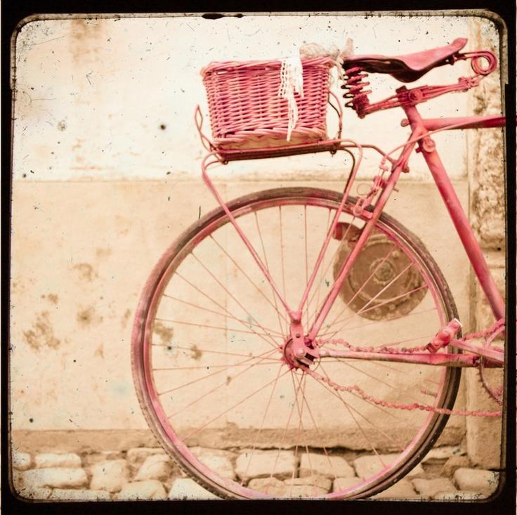 Vintage Bicycle Basket 40
