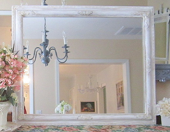Decorative wall mirrors decorative ornate mirrors for sale Large wooden mirrors for sale