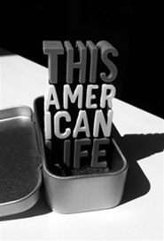 This American Life—one of my favorite radio shows. Good lord, they made another USB drive with interviews with Rachel Maddow, Studs Terkel, and Jeff Garlin. I totally want it! $29 though....