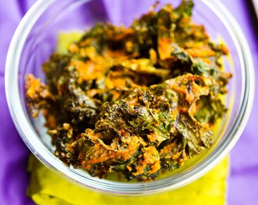 kale chips cheesy kale chips raw vegan recipe on food52 cheesy vegan ...