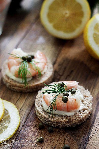 Norwegian Summer Shrimp Party | Recipe