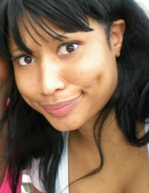 Nicki Minaj Without A Wig Or Weave The BEFORE Nicki Minaj...