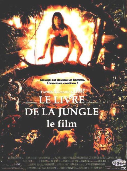 Watch The Jungle Book (1994) Full HD 1080p FMovies